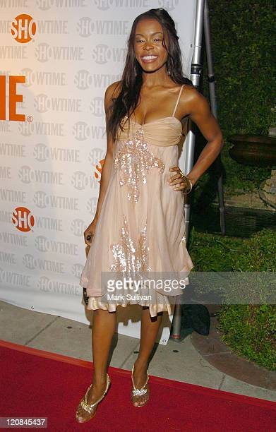 Golden Brooks during The 57th Annual Emmy Awards Showtime After Party in Los Angeles California United States