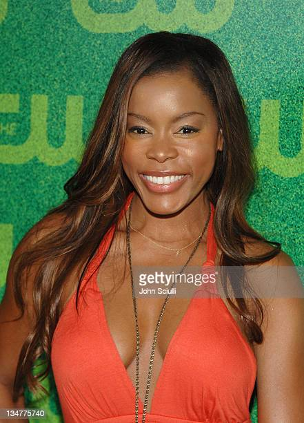Golden Brooks during The CW Summer 2006 TCA Party Arrivals at Ritz Carlton in Pasadena California United States