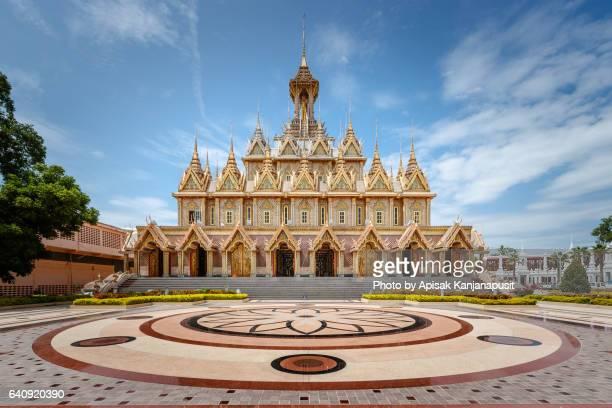 Golden castle, Wat Tha Sung,