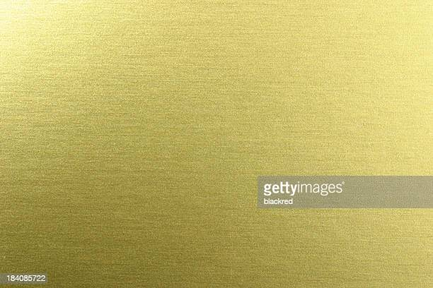 Golden Chrome Surface