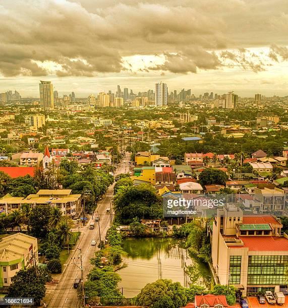 golden city - cidade de quezon - fotografias e filmes do acervo