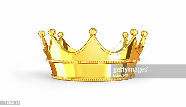 golden crown - corona stock pictures, royalty-free photos & images