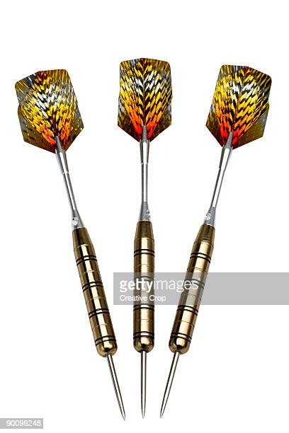 3 Golden Darts