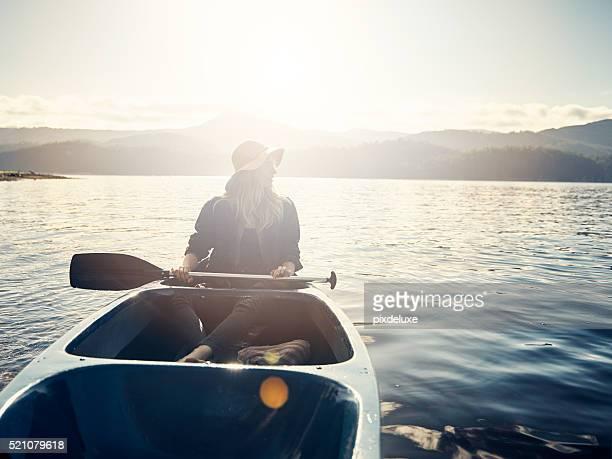 Or sur le lac