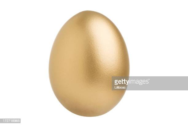 Golden Easeter Egg