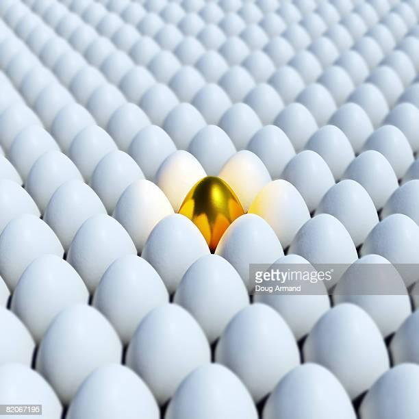 A golden egg
