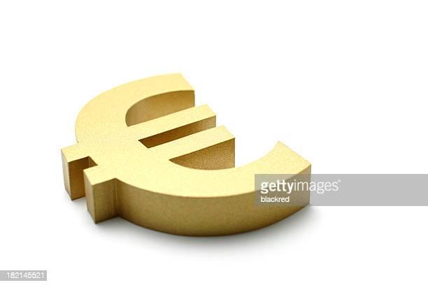Or Symbole de l'Euro