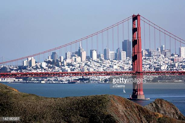 Golden gate at San Francisco