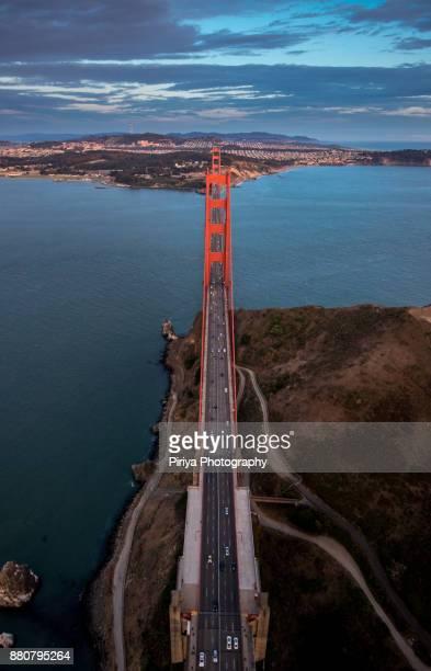 Golden Gate Bridge Aerial