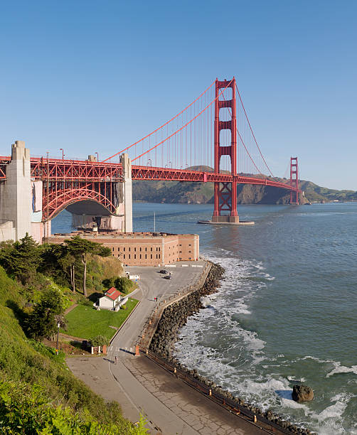 Golden Gate Bridge, Fort Point