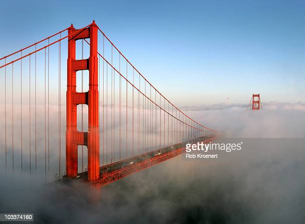 golden gate bridge  - golden gate bridge stock pictures, royalty-free photos & images