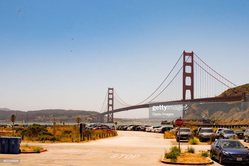 Golden Gate Bridge : Stock Photo