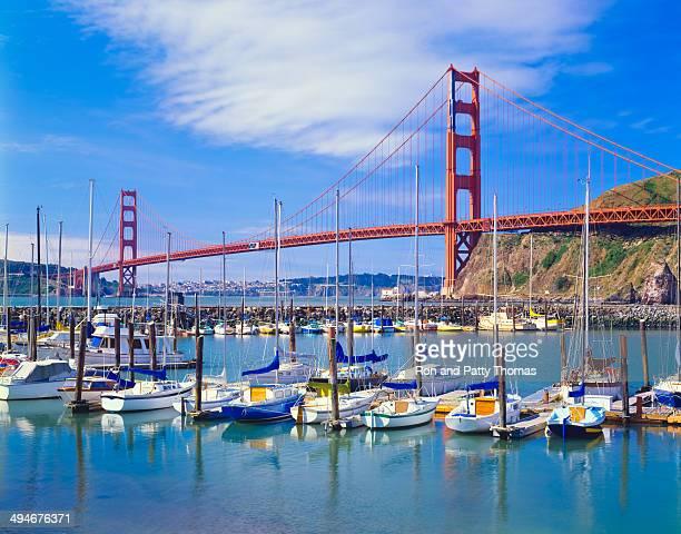 Golden Gate Bridge, en Californie