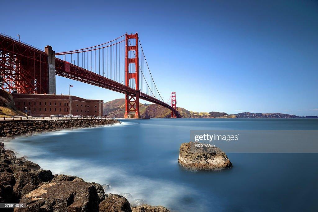 Golden Gate Bridge San Francisco CA - boytoy_84 Wallpaper