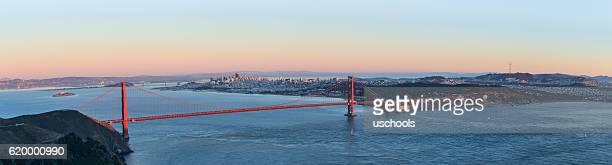 Golden Gate Bridge, San Francisco, États-Unis