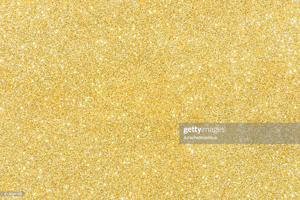 Perfect Golden Glitter Texture Abstract Background ...