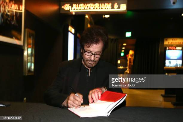 """Golden Globe and Academy Award winner George Chakiris signs and discusses his new book """"My West Side Story: A Memoir"""" at TCL Chinese 6 Theatres on..."""