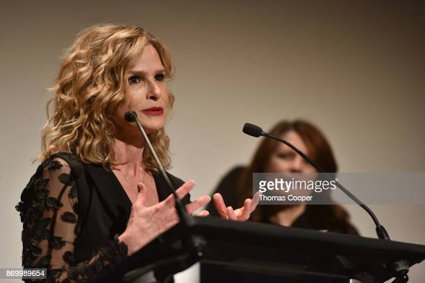 Golden Globe winning actress Kyra Sedgwick was awarded the prestigious John Cassavetes Award by the Denver Film Society She was at 40th Annual Denver...