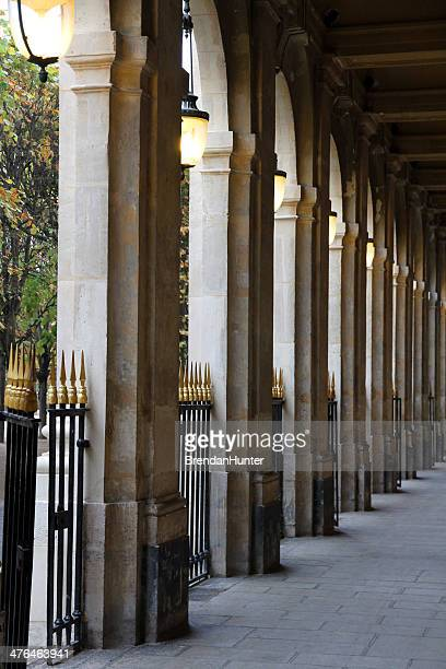 golden hall - palais royal stock pictures, royalty-free photos & images