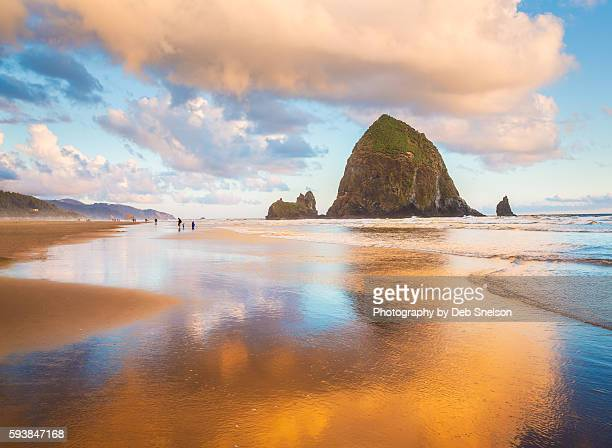 Cannon Beach Stock Pictures Royalty