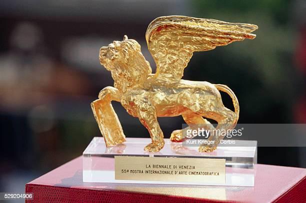 Golden Lion at Venice Film Festival