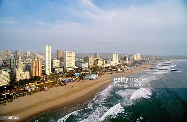 Golden Mile, Beachfront, Durban, KwaZulu-Natal