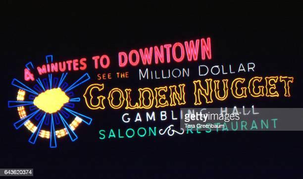 Golden Nugget Neon