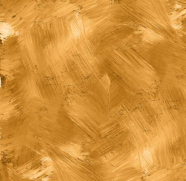 golden painted texture