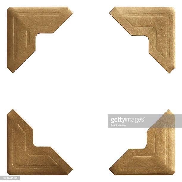 Golden Photo Corner