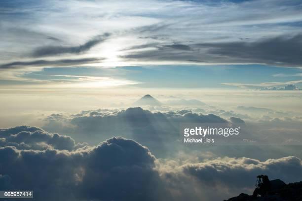 Golden Rays in Guatemala