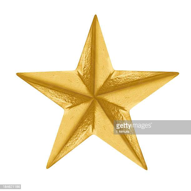 golden star - gold star stock pictures, royalty-free photos & images