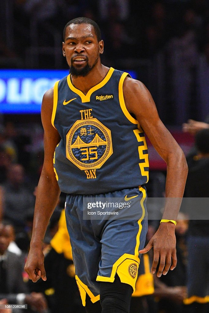 NBA: NOV 12 Warriors at Clippers : News Photo