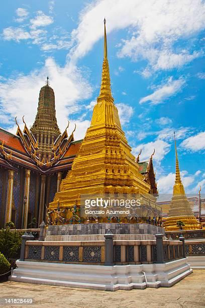 Golden Stupa and Royal Pantheon.