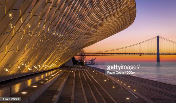 golden sunrise - lisbon stock pictures, royalty-free photos & images