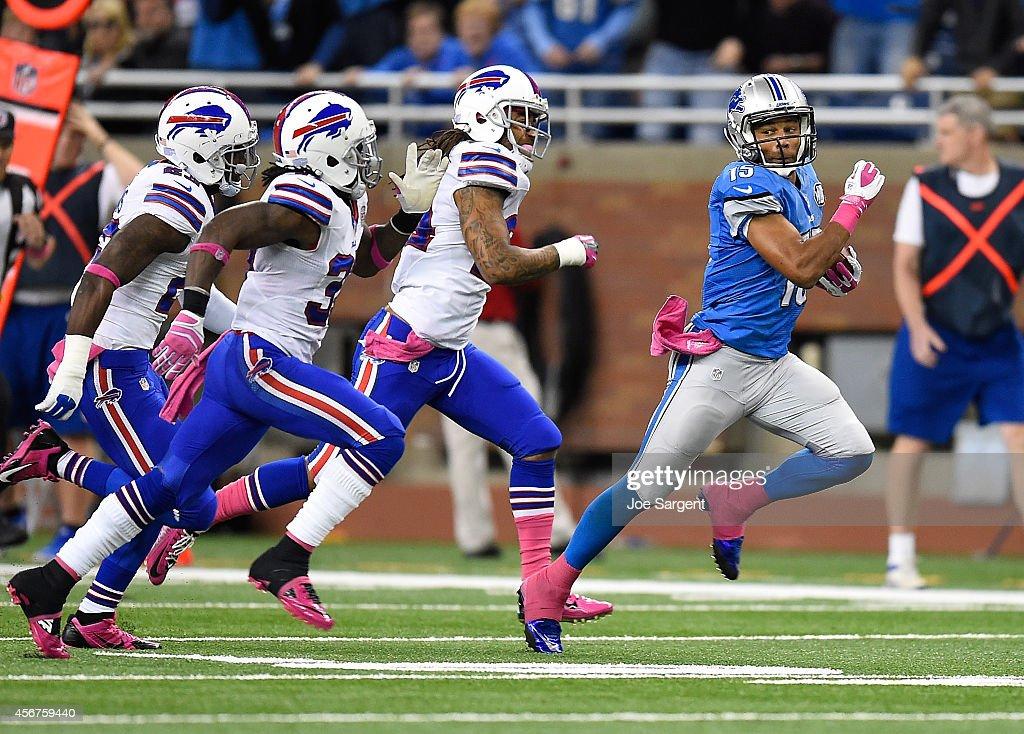 Buffalo Bills v Detroit Lions : News Photo