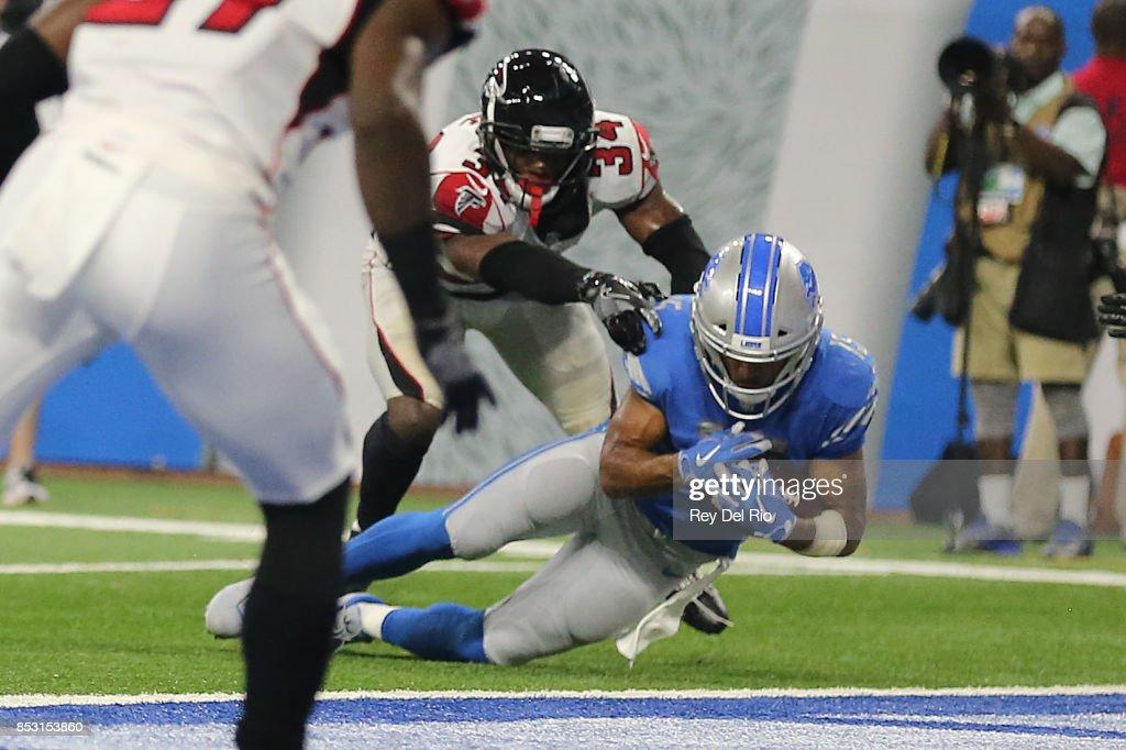 Atlanta Falcons v Detroit Lions : ニュース写真