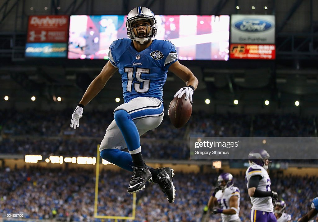 Minnesota Vikings v Detroit Lions : News Photo