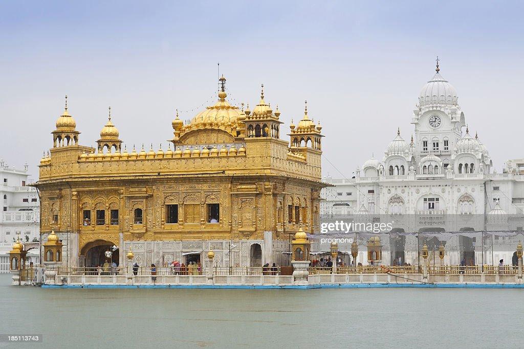 Golden Temple Amritsar, India : Stock Photo