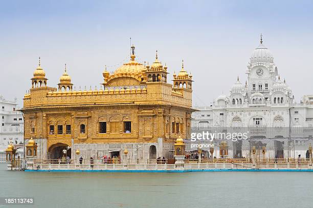 golden temple amritsar, india - punjab india stock pictures, royalty-free photos & images