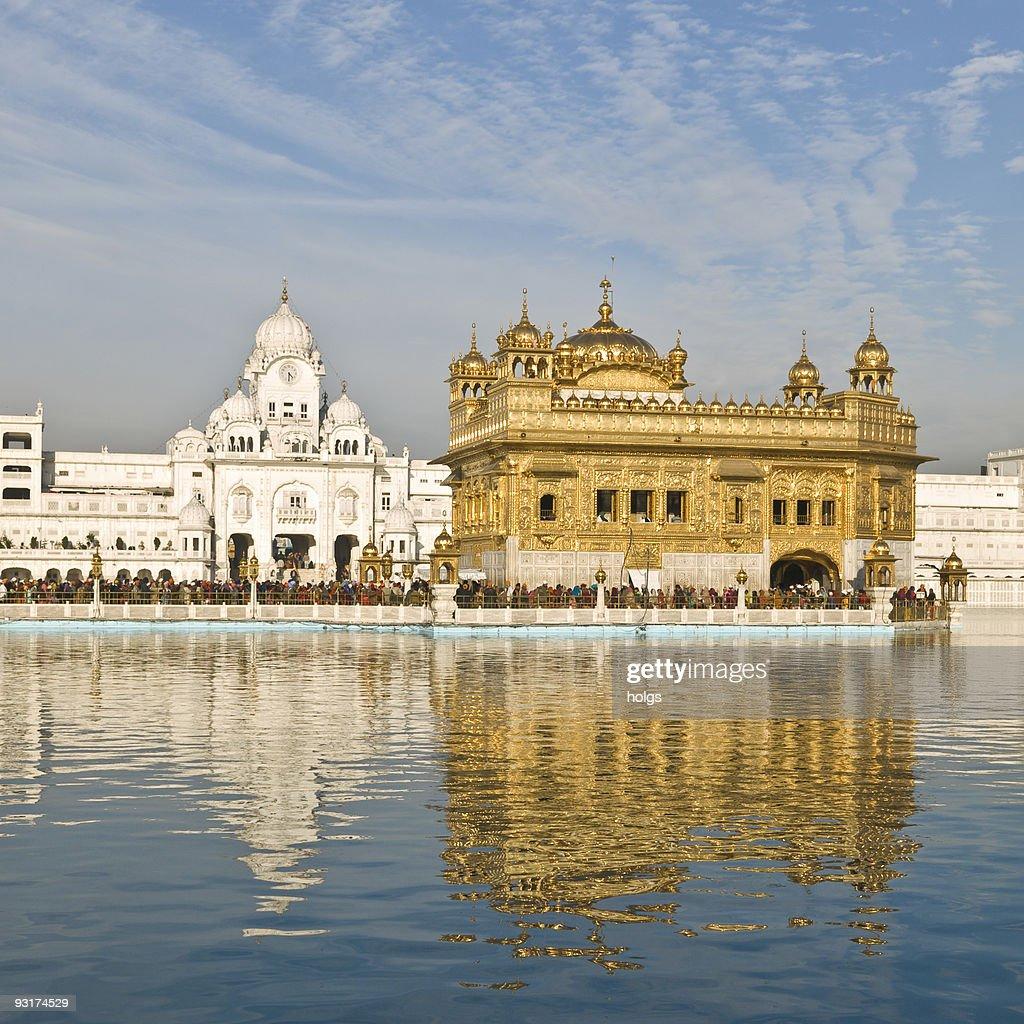 Golden Temple, Amritsar, India : Stock Photo