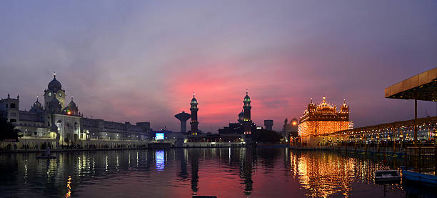 Golden Temple or Harmandir Sahib