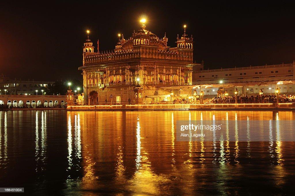 Golden Temple,Amritsar,Punjab,India. : Stock Photo
