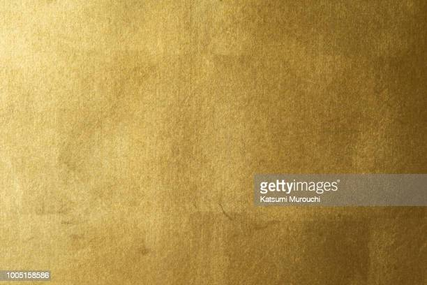 golden texture background - gilded stock pictures, royalty-free photos & images
