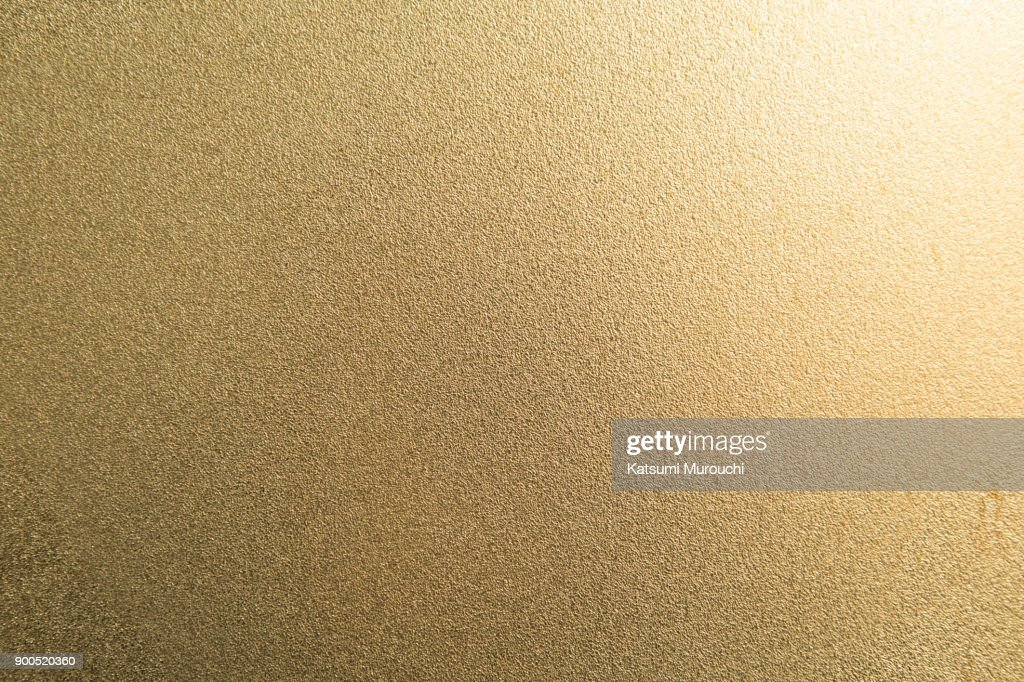 Golden texture background : Stock Photo