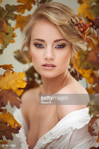 Golden touch of autumn
