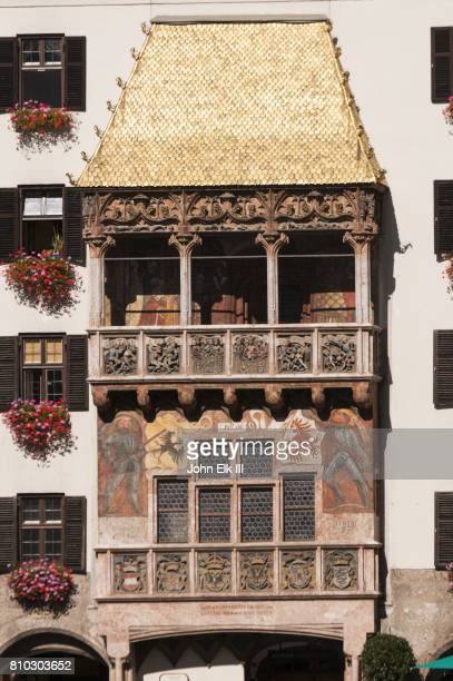 Goldenes Dachl in Innsbruch