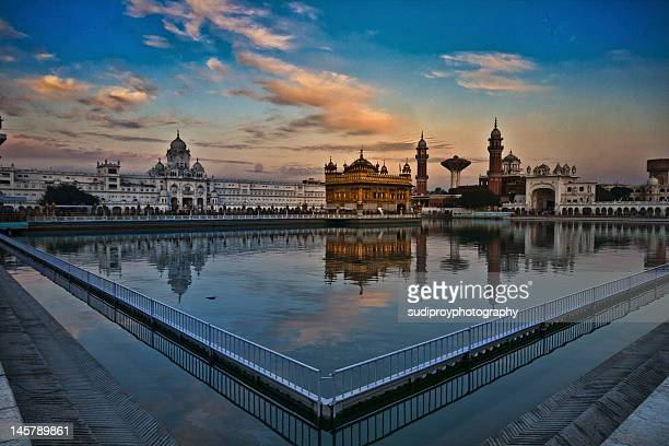 goldentemple|amritsar - punjab india stock pictures, royalty-free photos & images