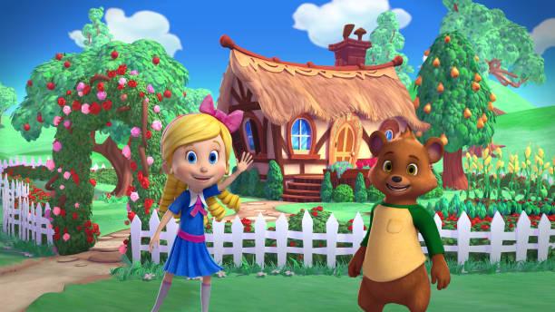 Disney Juniors Goldie Bear