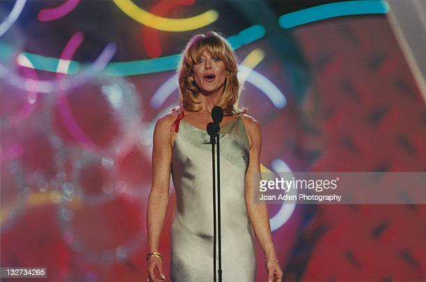 Goldie Hawn at the American Comedy Awards on February 9, 1997 at the Shrine Auditorium in Los Angeles, California.