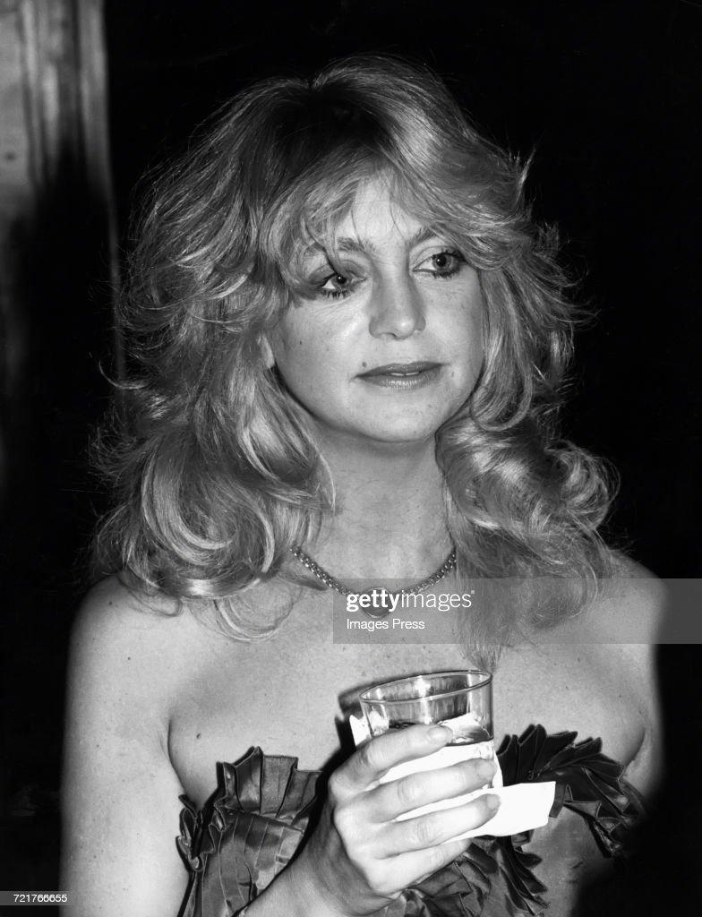 Goldie Hawn Circa 1980 In New York City News Photo